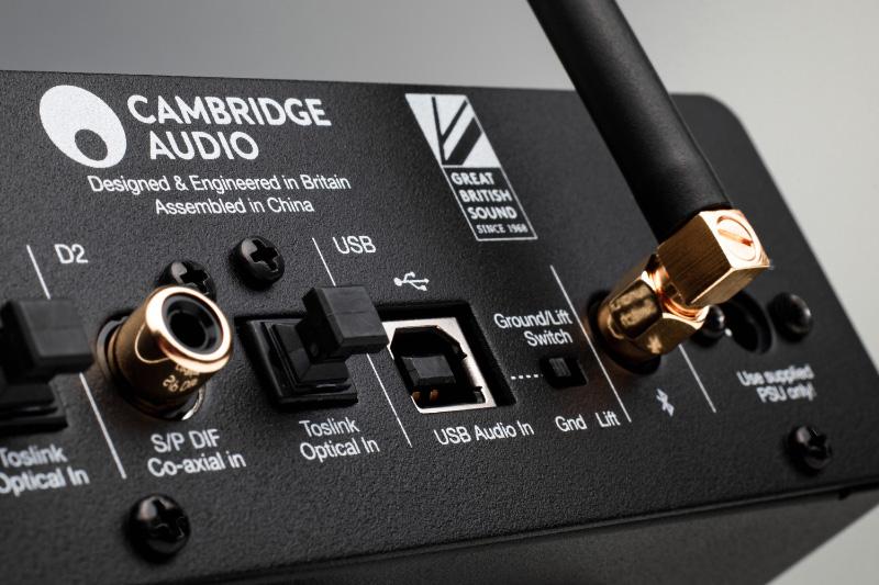 Cambridge Audio - DacMagic 200M - back