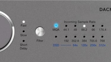Cambridge Audio - DacMagic 200M - MQA - Blue
